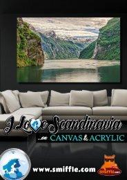 I Love SCANDINAVIA - Brochure
