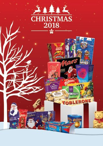 Christmas Brochure V2 2018 No logo
