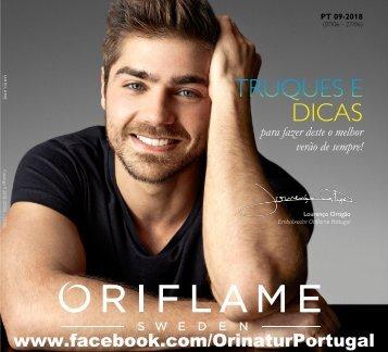Oriflame - Catálogo 09-2018