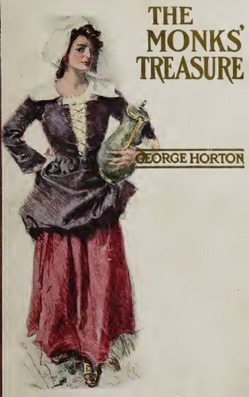 THE MONK'S TREASURE - GEORGE HORTON