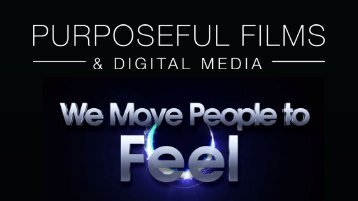 Corporate Video Production Company in San Francisco | Purposeful Films