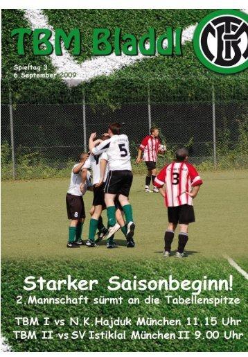 TBM Bladd'l - TSV Turnerbund München eV