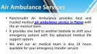 Panchmukhi Low-Cost Air Ambulance Service in Patna and Delhi - Page 2