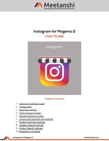 UserGuide-Magento-2-Instagram-by-Meetanshi