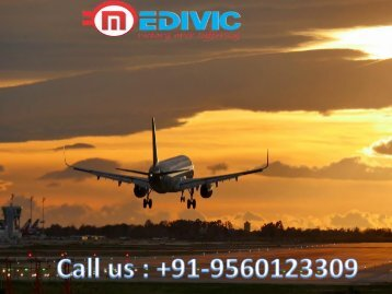 Get Inexpensive Air Ambulance Services in Aurangabad