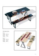 RUKUevent Catalogue digital print for folding furniture - 2018 - Page 5