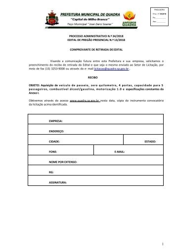 Edital Veiculo Saude Porcedimento 34_2018_