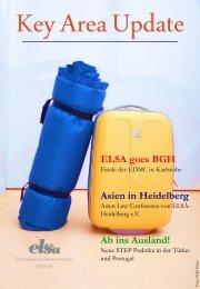 ELSA goes BGH Asien in Heidelberg Ab ins Ausland! - ELSA Germany