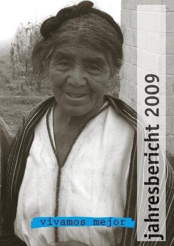 jahresbericht 2009 - Vivamos Mejor