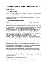 Datenschutzordnung-der-KG-Rot-Weiss-Ehrang-e.V.