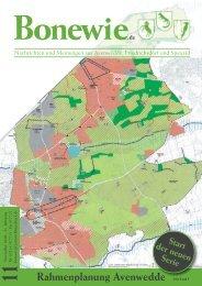 11 Rahmenplanung Avenwedde Seite 8 und 9 - Bonewie
