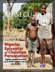 June 2018 Persecution Magazine