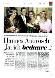 Ja - Hannes Androsch