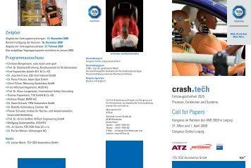 Crash - TÜV Süd