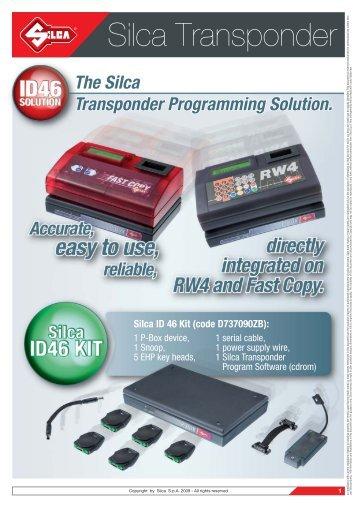Silca Magazines
