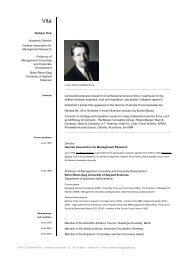 Dietmar Fink - Said Business School