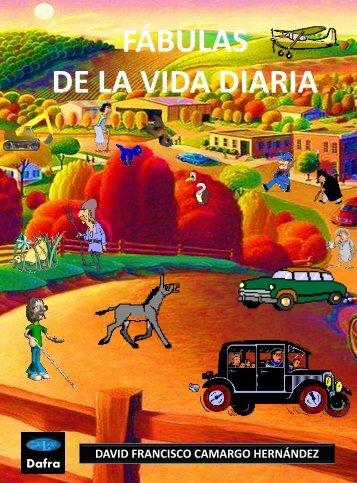 CARATULA DE FÁBULAS DE LA VIDA DIARIA