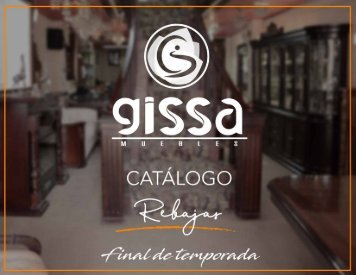 catalogo gissa final de temporada