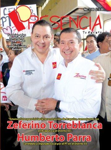 Revista Presencia Acapulco 1100