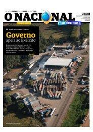 Jornal O Nacional 26 e 27-05-18
