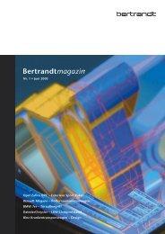 Nr. 1 • Juni 2003 Opel Zafira OPC – Exterieur Sport Paket ... - Bertrandt