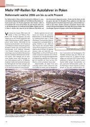 Your number one tyre magazine - Reifenpresse.de