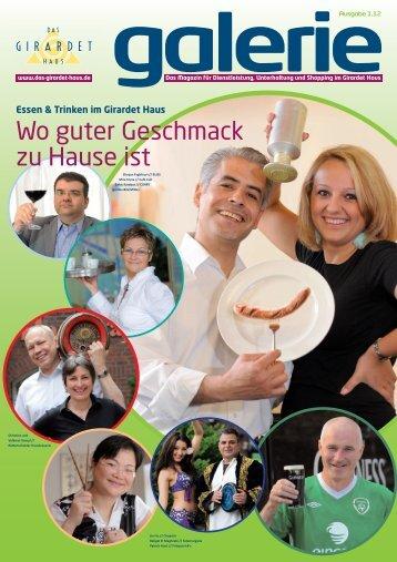 gesundheit medizin kultur business gastro - Das Girardet Haus