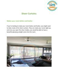 Buy Quality Sheer Curtains - Eiffel