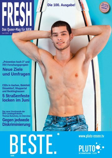 FRESH Magazin Juni 2018