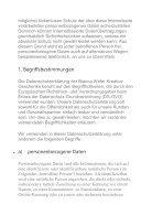 Datenschutzerklärung DGD Bianca Wefer - Page 2