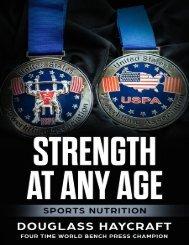 Strength at any age