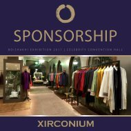 Sponsorship Proposal - Xirconium Boishakhi Expo 2017