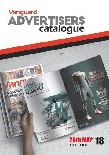 ad catalogue 25 May 2018