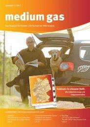Erdgastankstellen in Deutschland - VNG Verbundnetz Gas AG