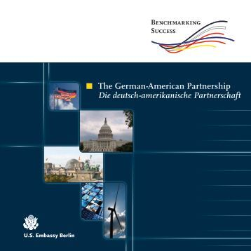 The German-American Partnership Die deutsch-amerikanische ...