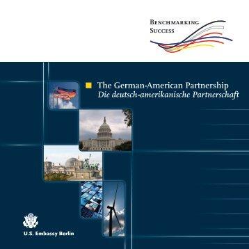 The German-American Partnership Die deutsch-amerikanische ...