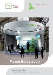 Messe Guide 2009 - IT-Business