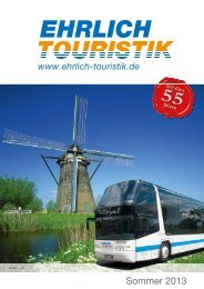 download - Ehrlich Touristik