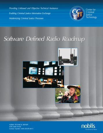 Software Defined Radio Roadmap - Noblis