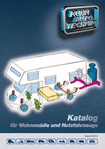 + - Katalog 2010 zum Download (10MB) - Kuhn Auto Technik GmbH