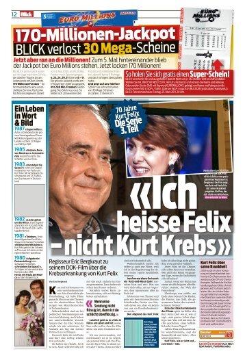 170-Millionen-Jackpot - Felix, Paola und Kurt