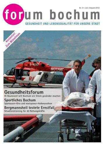 Gesundheitsforum - Forum Bochum