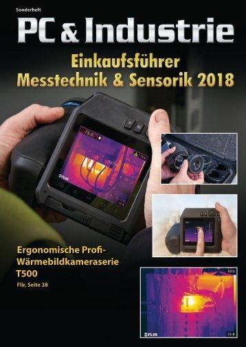 Einkaufsführer Messtechnik & Sensorik 2018