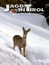 ABO: abo@diejaegerin.at - Tiroler Jägerverband