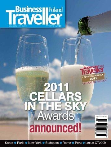 announced! - Business Traveller