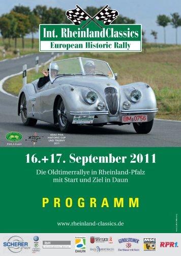 Unsere Teilnehmer - Rheinland Classics