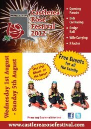Castlerea Rose Festival 2012