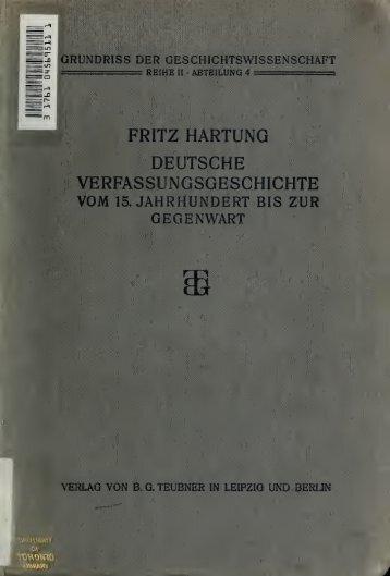 Grundriss der Geschichtswissenschaft zur Einführung in das ...