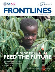 FrontLines November December 2011 - US Agency for International ...