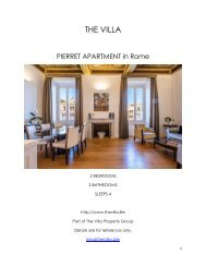 Pierret Apartment - Rome